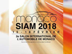 EDEN starring at the upcoming SIAM show in Monaco